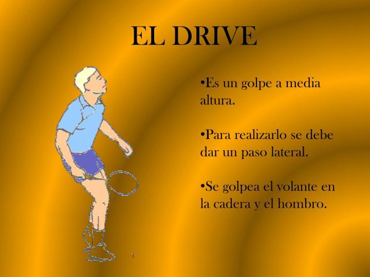 EL DRIVE