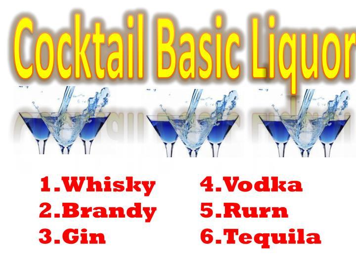 Cocktail Basic