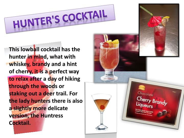 Hunter's Cocktail