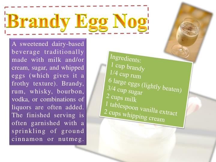 Brandy Egg