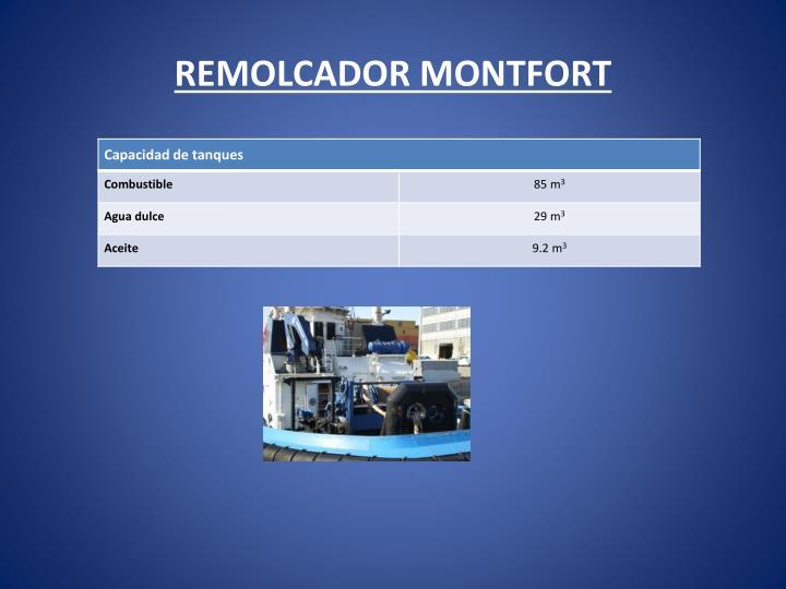 REMOLCADOR MONTFORT