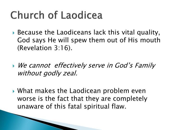 Church of Laodicea