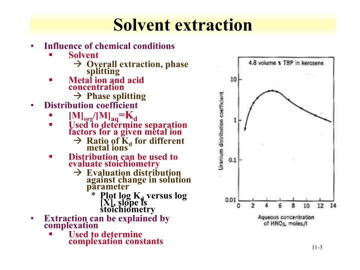 kd distribution coefficient The usepa ssl soil-water partition equation assumes that contaminants in soil exist in equilibrium between the sorbed phase (on soil solids), aqueous phase (in soil moisture) and vapor phase (in the soil airspace.