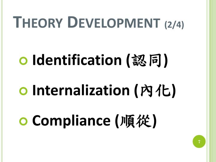Theory Development