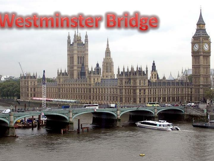 Westminster Bridge