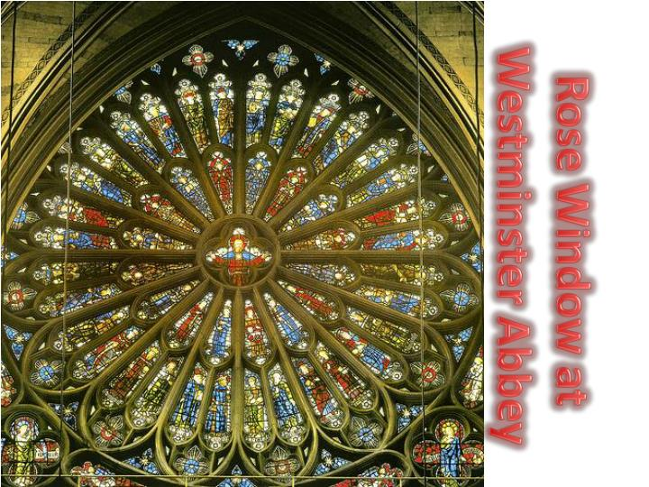 Rose Window at