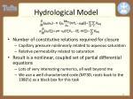 hydrological model3