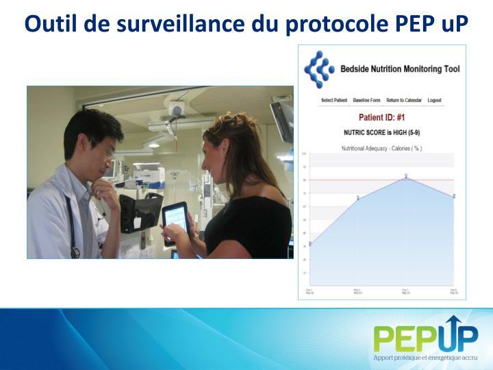 Outil de surveillance du protocole PEPuP