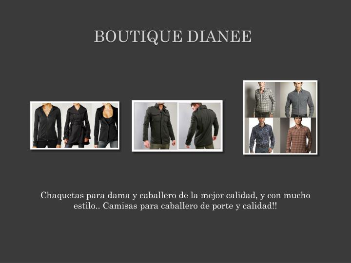 Boutique dianee