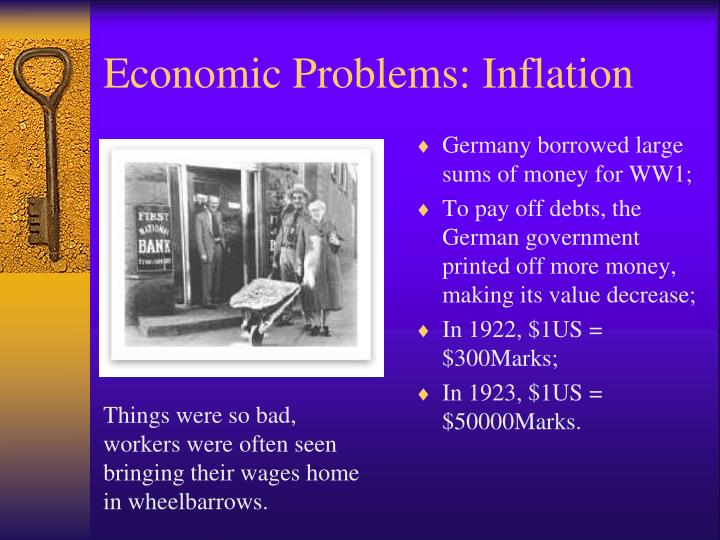 Economic Problems: Inflation
