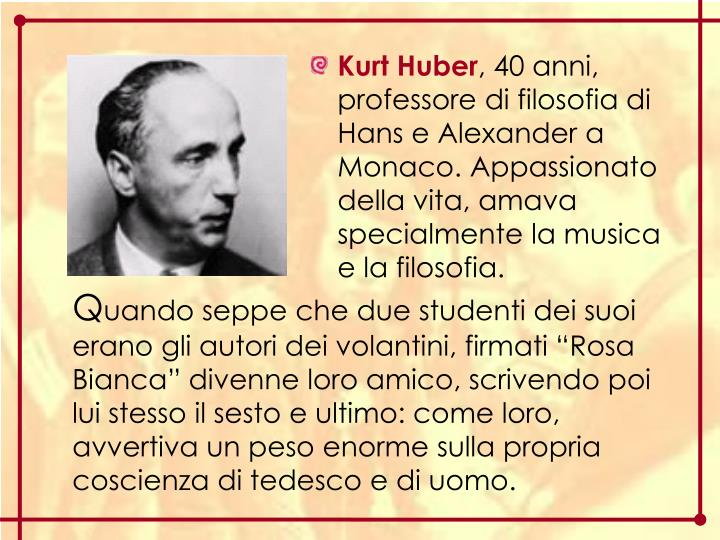 Kurt Huber