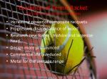 evolution of tennis racket the 1980 s carbon fibers composites