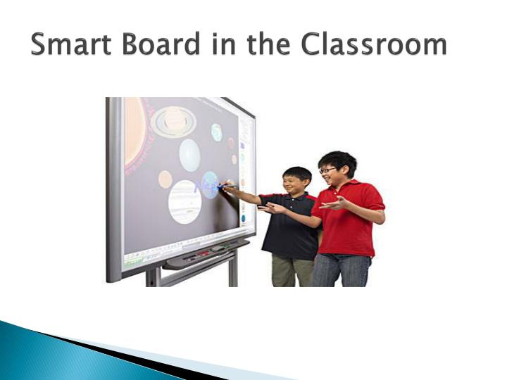 Smart Board in the Classroom