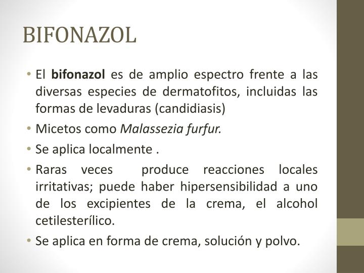 BIFONAZOL