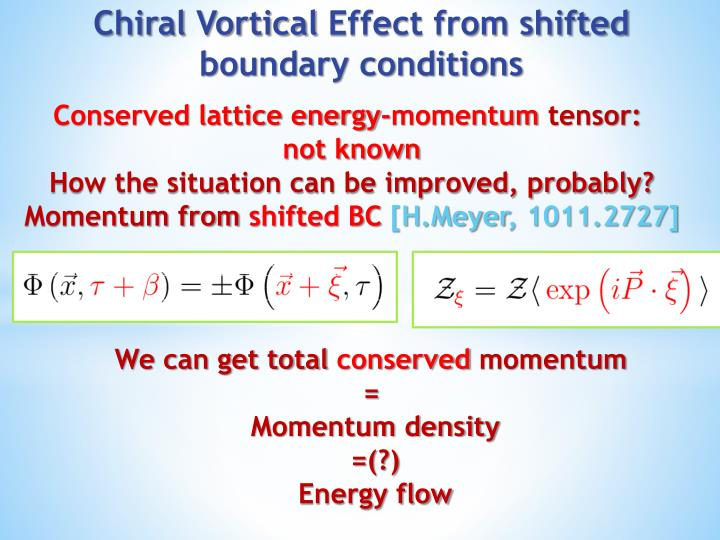 Conserved lattice energy-momentum