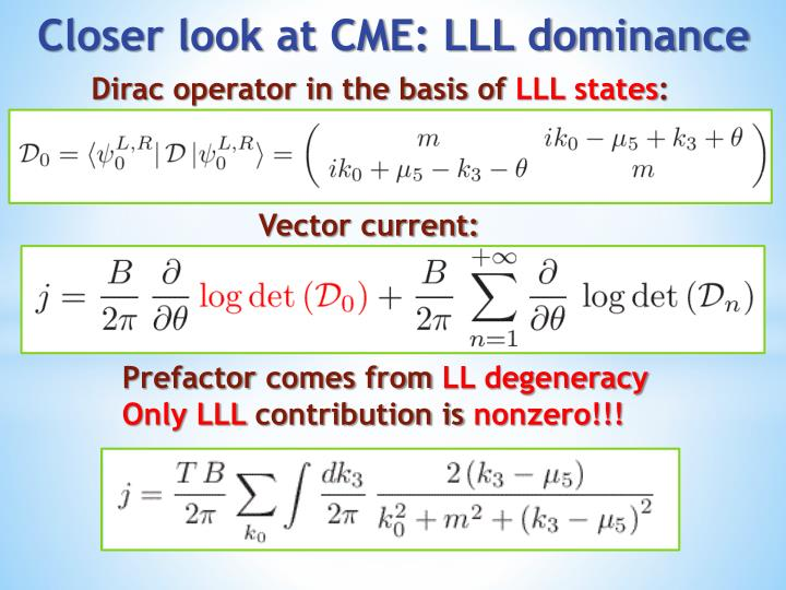 Dirac operator in the basis of