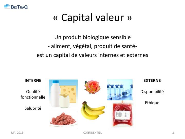 «Capital valeur»