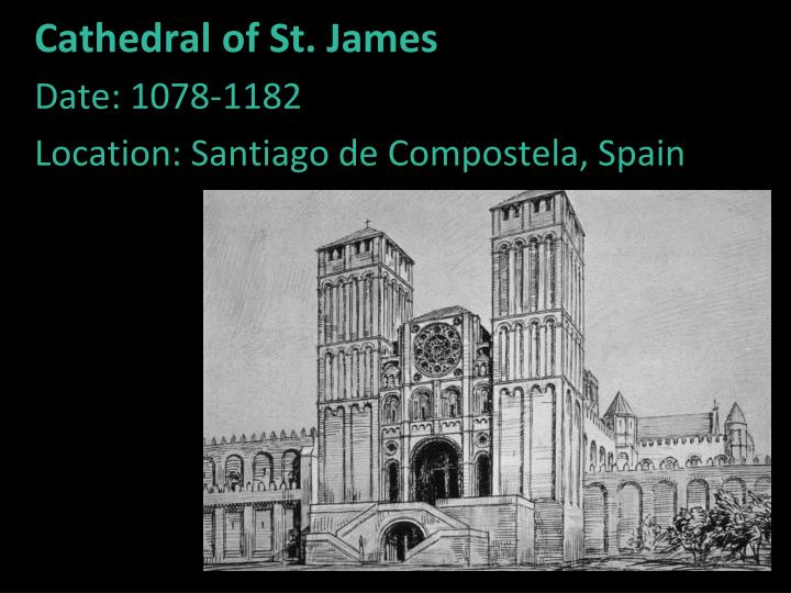 Cathedral of St. James