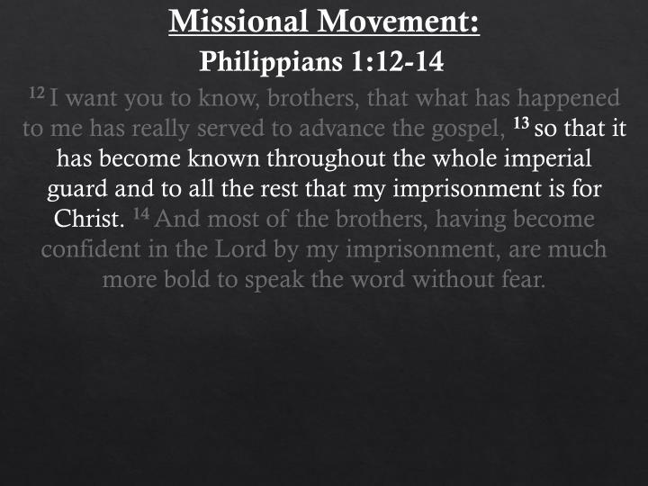 Missional