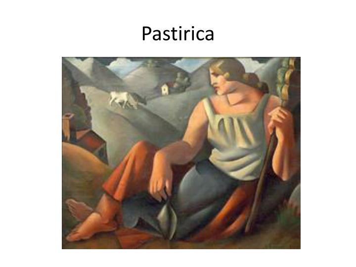 Pastirica