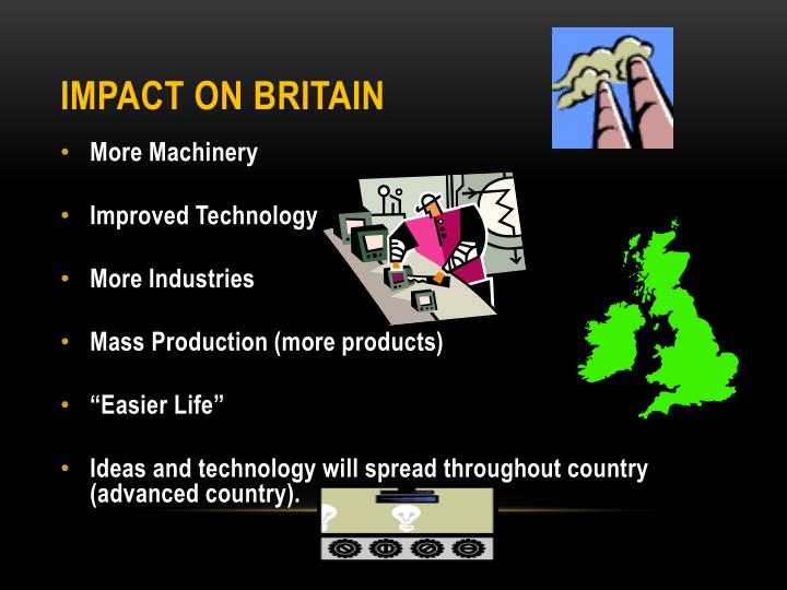 Impact on Britain