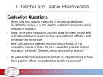 1 teacher and leader effectiveness1