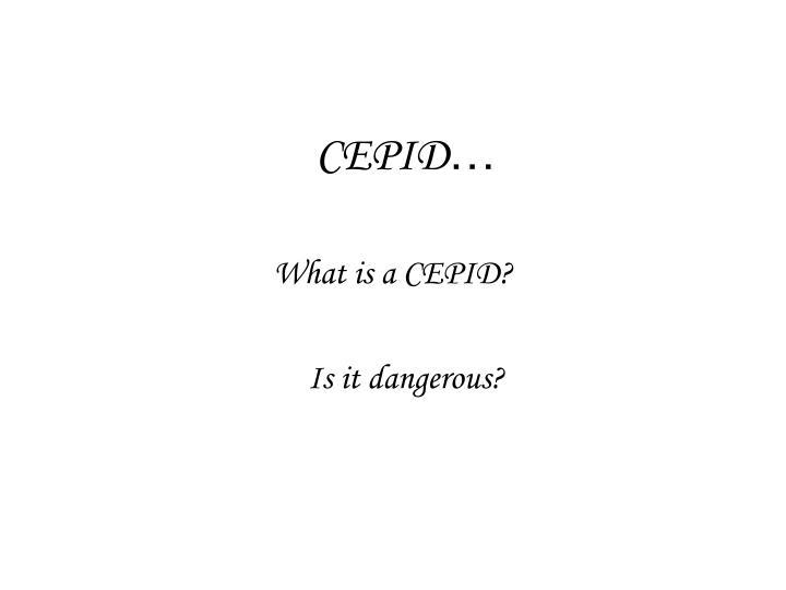 CEPID