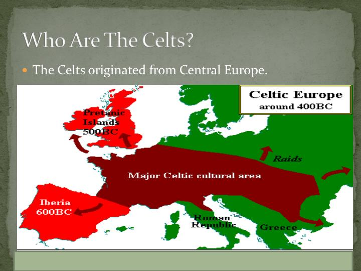 Who are the celts
