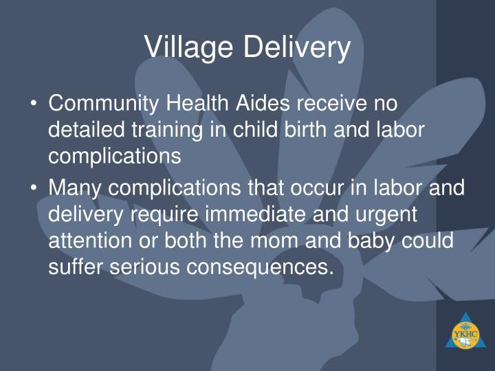 Village Delivery