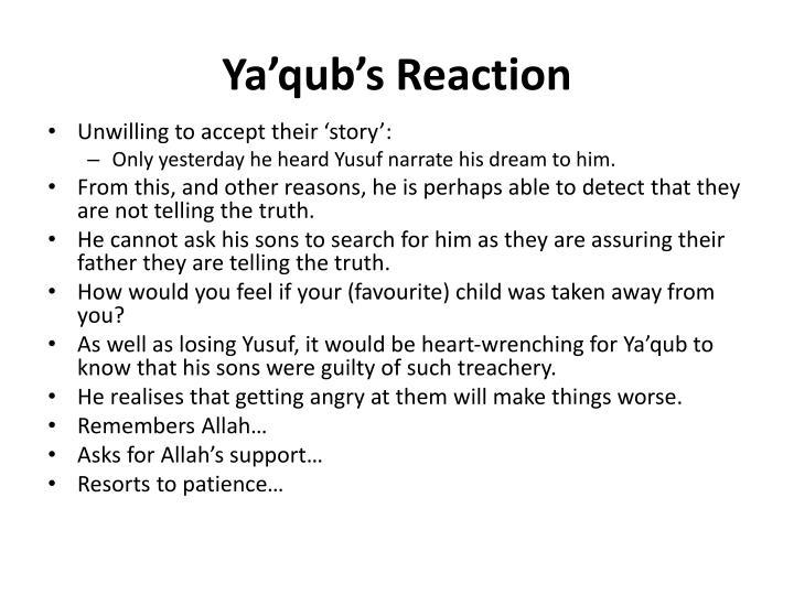 Ya'qub's