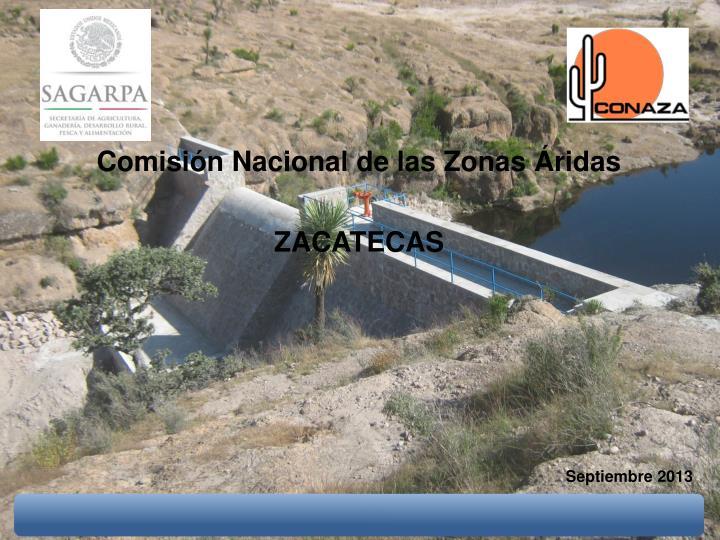 Comisión Nacional de las Zonas Áridas