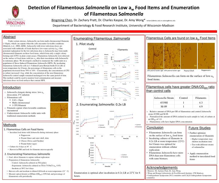 Detection of Filamentous