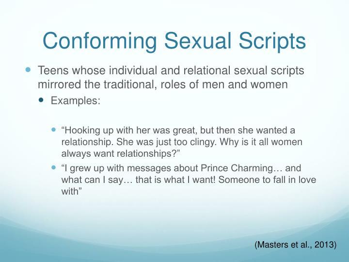 Conforming Sexual