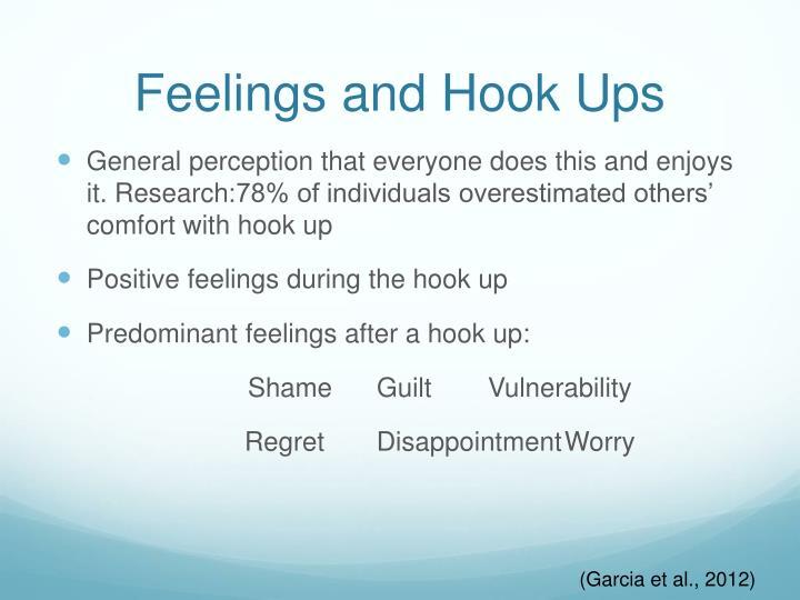 Feelings and Hook Ups