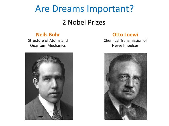 Are Dreams Important?