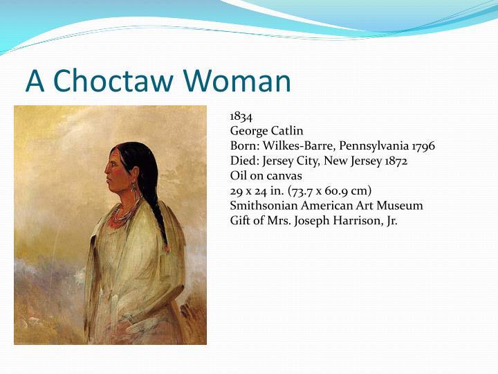 A Choctaw