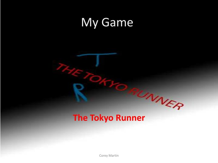 My Game