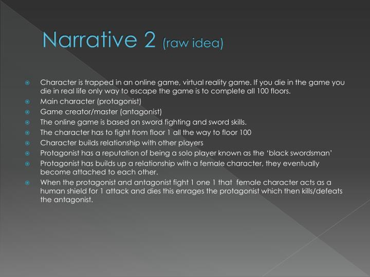 Narrative 2