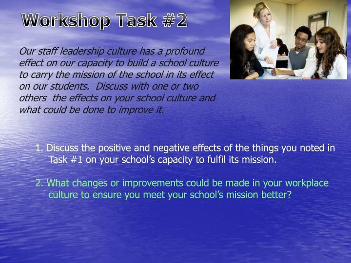 Workshop Task #2