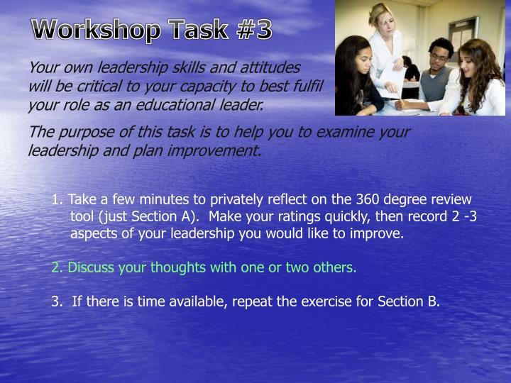 Workshop Task #3