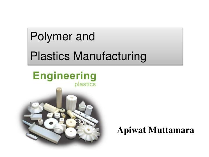 Polymer and