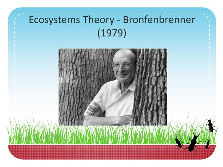 Ecosystems Theory -
