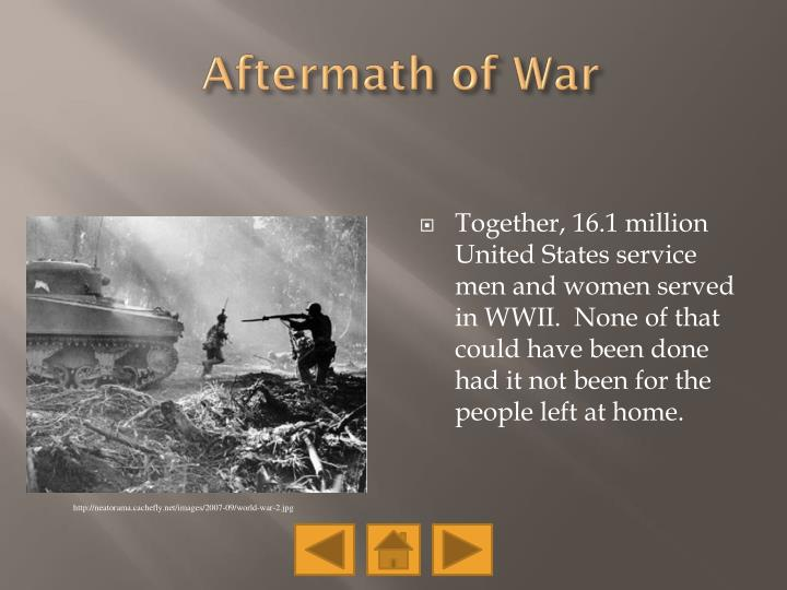 Aftermath of War