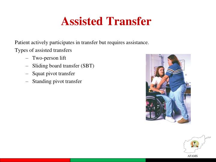 Assisted Transfer