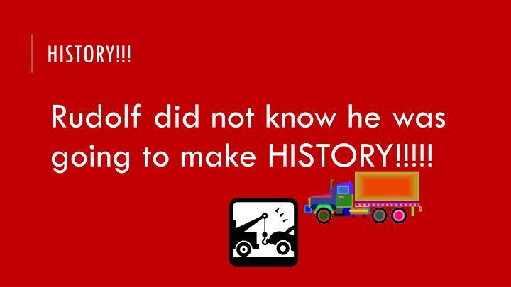 History!!!
