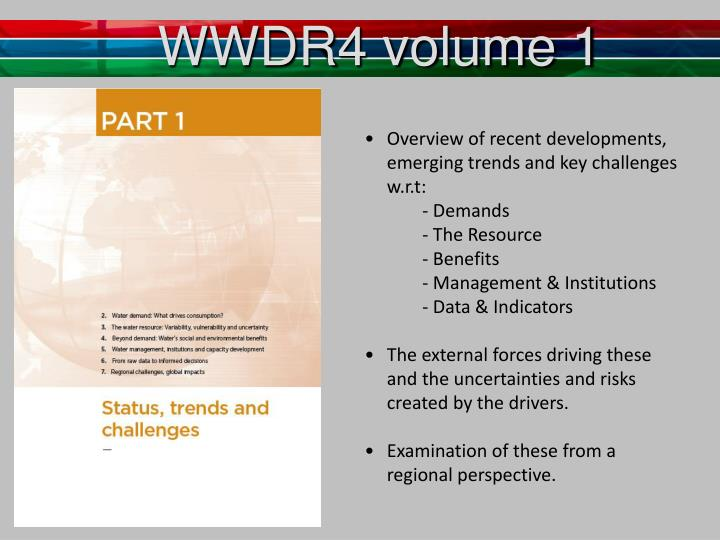 WWDR4 volume