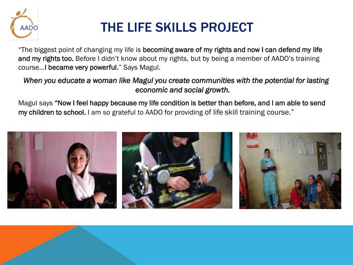 The Life Skills Project