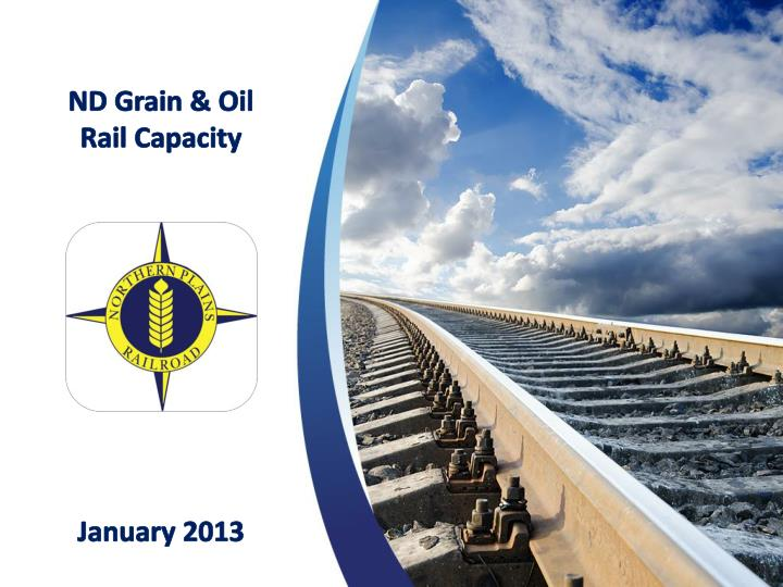 ND Grain & Oil