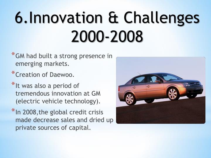 6.Innovation &
