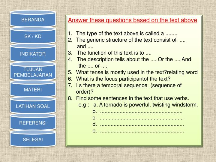 Answer these questions based on the text above